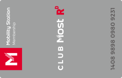 CLUB MOST DIRECT 카드 이미지